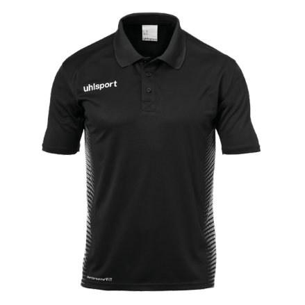Score Polo Shirt Black / White